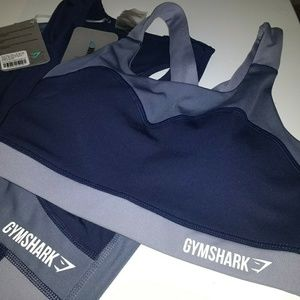 Gymshark Other - Gynshark Illusion Bundle of 4 Pieces XS/SM NWT
